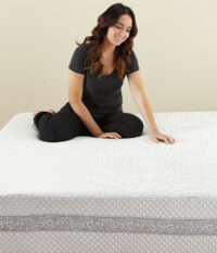 12-Inch Engage Hybrid Memory Foam And Innerspring Mattress