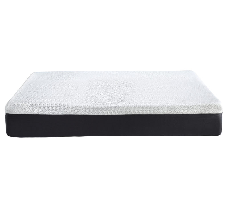 Cool Gel 12 Inch Gel Memory Foam Mattress Classic Brands